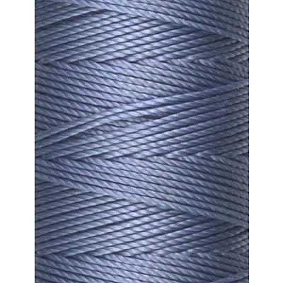 C-LON Bead Cord, Light Blue - 0.5mm, 92 Yard Spool - Barrel of Beads