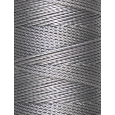 C-LON Bead Cord, Nickel - 0.5mm, 92 Yard Spool - Barrel of Beads