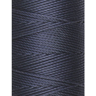 C-LON Bead Cord, Navy - 0.5mm, 92 Yard Spool - Barrel of Beads