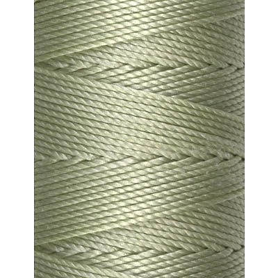 C-LON Bead Cord, Peridot - 0.5mm, 92 Yard Spool - Barrel of Beads