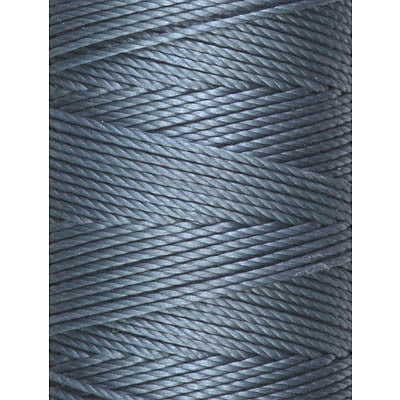 C-LON Bead Cord, Steel - 0.5mm, 92 Yard Spool - Barrel of Beads