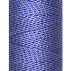 C-LON Bead Cord, Violet - 0.5mm, 92 Yard Spool - Barrel of Beads