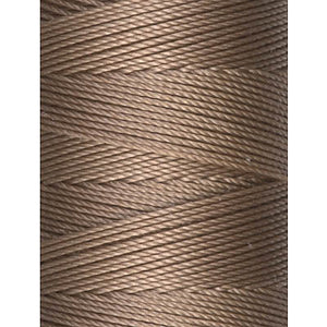 C-Lon Fine Weight Bead Cord, Antique Brown - 0.4mm, 136 Yard Spool - Barrel of Beads