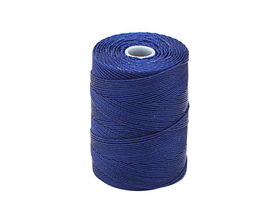 C-Lon Fine Weight Bead Cord, Capri - 0.4mm, 136 Yard Spool - Barrel of Beads