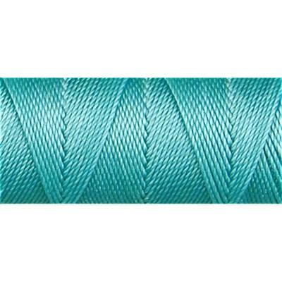 Ice Blue nylon fine weight bead cord