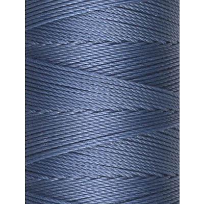 C-Lon Fine Weight Bead Cord, Lt Blue - 0.4mm, 136 Yard Spool - Barrel of Beads