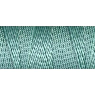 Turquoise nylon fine weight bead cord