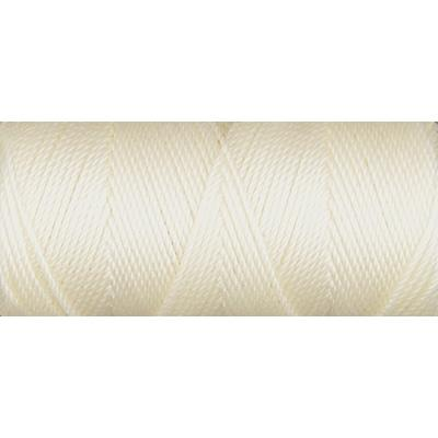 Vanilla nylon fine weight bead cord