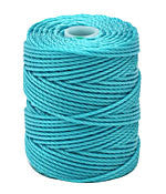 C-Lon Tex 400 Heavy Weight Bead Cord, Ice Blue - 1.0mm, 36 Yard Spool - Barrel of Beads