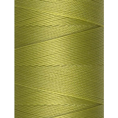C-Lon Micro Bead Cord, Chartreuse - 0.12mm, 320 Yard Spool - Barrel of Beads