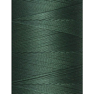 C-Lon Micro Bead Cord, Forest Green - 0.12mm, 320 Yard Spool - Barrel of Beads