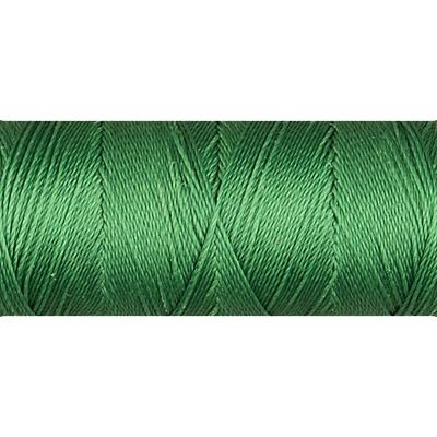 Green nylon micro bead cord