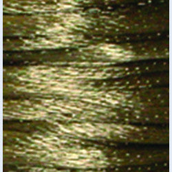 3mm Satin Rayon Rattail Cord, Coffee, by the yard - Barrel of Beads