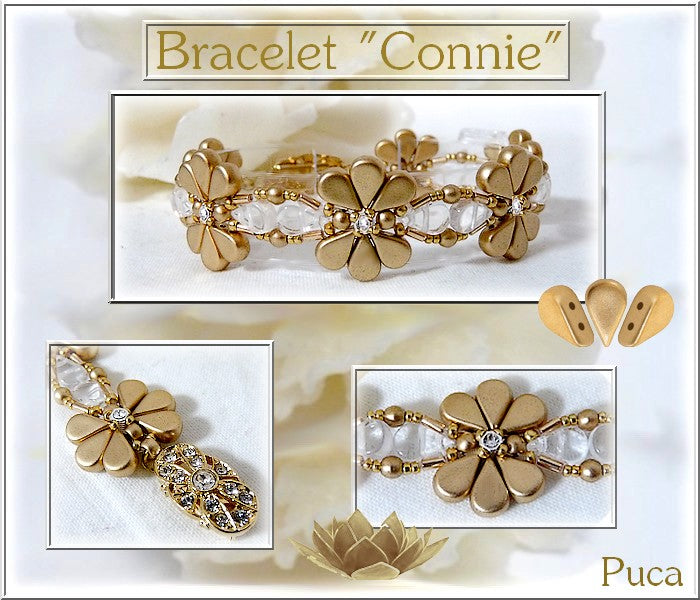 Connie Bracelet - pattern