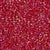 Miyuki Delica Bead 11/0 - DB0162 - Opaque Red AB - Barrel of Beads