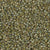 Miyuki Delica Bead 11/0 - DB0372 - Matte Opaque Light Olive Luster - Barrel of Beads