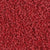 Miyuki Delica Bead 11/0 - DB0796 - Dyed Semi-Frosted Opaque Red - Barrel of Beads