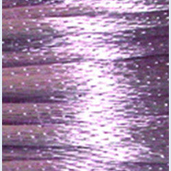 2mm Satin Rayon Rattail Cord, Lavender, by the yard - Barrel of Beads