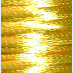 2mm Satin Rayon Rattail Cord, Maize, by the yard - Barrel of Beads