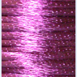 3mm Satin Rayon Rattail Cord, Mauve, by the yard - Barrel of Beads