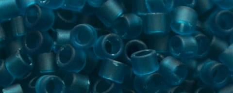 Toho Aiko Bead Transparent Frost Teal