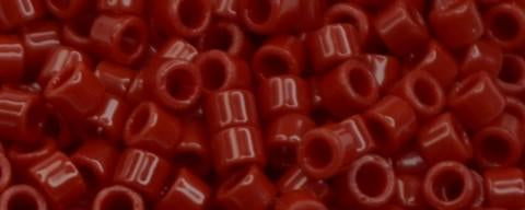 Toho Aiko Bead Opaque Pepper Red