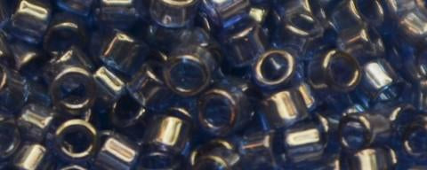 Toho Aiko Bead Gold Luster Light Tanzanite