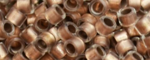 Toho Aiko Bead Matte Copper Lined Crystal