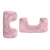 Telos® Par Puca®, TLS-0300-14494, Opaque Light Rose Ceramic Look
