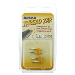 Thread Zap Ultra 2pk Replacement Tip for TZ1400