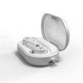 iFrogz Airtime Pro Bluetooth Earbuds + Charging Case - White