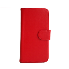 A&J Book Case for Galaxy A20e - Red