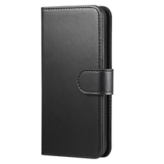 A&J Leather Case for Galaxy A32 - Black
