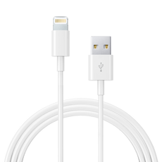 Apple 2m Lightning Cable - White