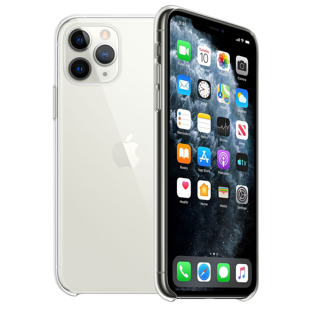 Apple Clear Cover for iPhone 11 Pro - Clear
