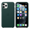 Apple Leather Cover for iPhone 11 Pro - Forest Green
