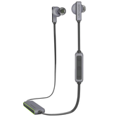 Braven Flye Sport Bluetooth EarBuds - Grey/Green