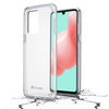 Cellularline Clear Duo Cover for Galaxy A41 - Clear