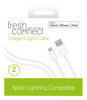 Fresh Connect Lighting 2m Cable -White