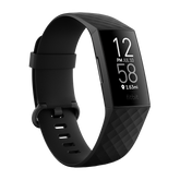 Fitbit Charge 4 Advanced Fitness Tracker - Black
