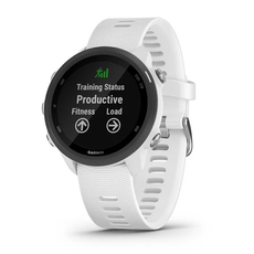 Garmin Forerunner 245 Music Smartwatch - White