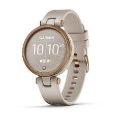 Garmin Lily™ Smartwatch - Rose Gold Bezel - Rose Gold