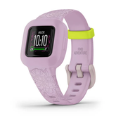 Garmin Vivofit Jr 3 Activity Tracker Lilac Floral - Purple