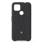 Google Fabric Cover for Google Pixel 4a - Basically Black