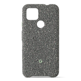 Google Fabric Cover for Google Pixel 4a (5G) - Static Grey