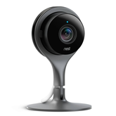Google Nest Cam Indoor Security Camera - Black