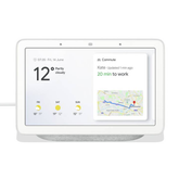 Google Nest Home Hub - Chalk