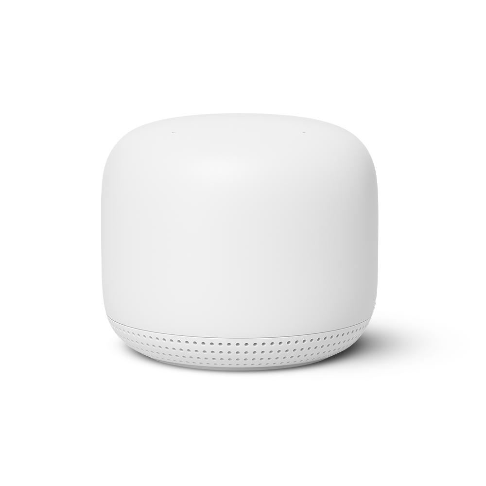 Google Nest Wi-Fi Point - White
