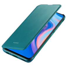 Huawei Flip Case for Huawei P Smart Z - Green