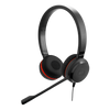 Jabra Evolve 30 II MS Stereo Headset - Black